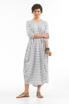 Sunset Dress: Mariam Heydari: Knit Dress - Artful Home. i LOVE living in dresses like this xx