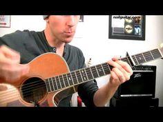 Jason Mraz Im Yours ☯  Easy Acoustic Guitar Lesson ✔