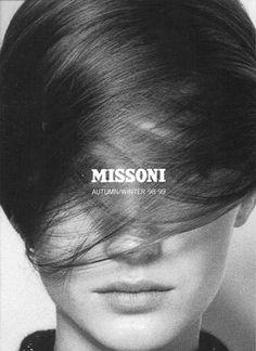 Gisele Bundchen for Missoni, Fall 1998