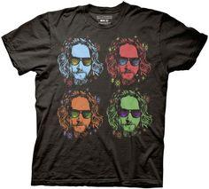 Walter Sobchak Coffee Sweatshirt Pullover The Fun Big The Dude Donaly Lebowski