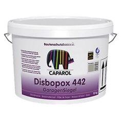 Caparol Disbobox 442 garagensiegel is een uitstekende vloercoating. Toepasbaar voor garagevloeren, was- en sanitaire ruimten en fietsenkelders. Disbopox 442 heeft een minimale uitstoot van schadelijke stoffen.