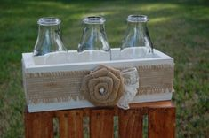 Rustic Centerpiece Box/Shabby Chic  Advice Box/Rustic Chic Favor Box/Rustic Flower Box/ Unity Sand  Set /Rustic Wedding Decor/Barn Wedding on Etsy, $29.95