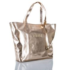 Elaila Shopper Bag - Gold