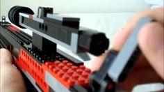 how to make a lego gun - YouTube