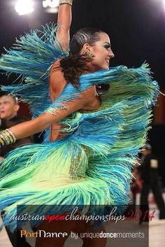 Fringe is the best! #latin #dance