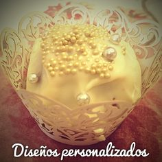 #lamesadebizcochos #popcake #cupcake #diseño