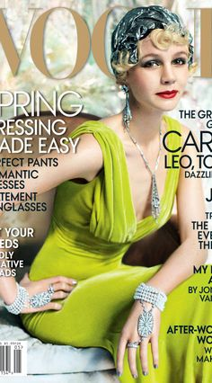 The Great Gatsby Vintage Fashion - Vogue