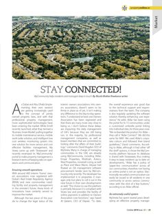 Property Times Magazine October 2014.