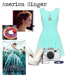 """""""America Singer"""" by savvy-style13 on Polyvore featuring Hollister Co., Kate Spade, Michael Antonio, Feathered Soul, Lagos, women's clothing, women, female, woman and misses"""