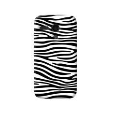Zebra Moto G Case from Cyankart