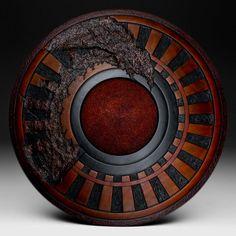 Douglas J. Fisher Wood Wheel
