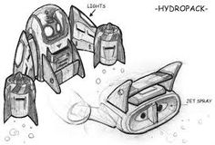 Image result for ratchet and clank 1 concept art