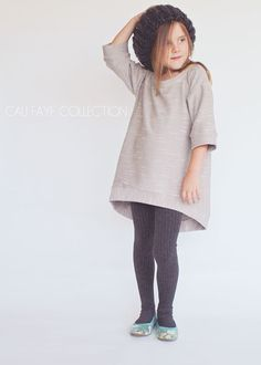 Perri Pullover PDF Muster und Tutorial von CaliFayeCollection