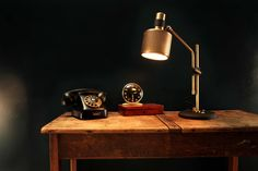 Brass lighting