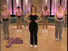 Walk Away the Pounds with Leslie Sansone 3 Mile Abs 46 min Fitness