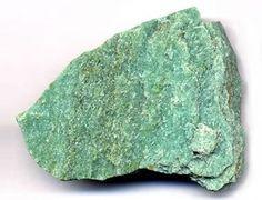 quartzite with green fuchsite