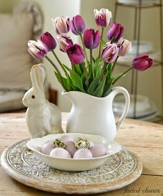 Faded Charm: ~Easter Greetings~