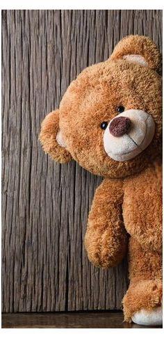 big teddy bear wallpaper iphone