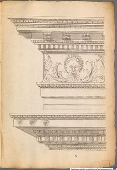 209 e: Scan Stone Cladding, Corinthian, Planer, Carving, Traditional, Architecture, Design, Architectural Drawings, Home Decor