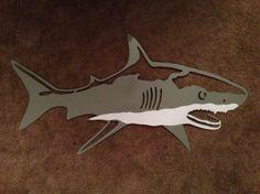"Shark. 40"" 14 ga mild steel"