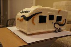 RV Cake -- Made By M.E.
