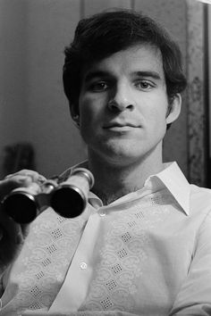 Steve Martin: Before his hair went white!