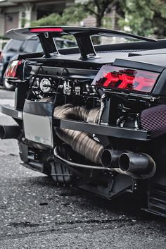 Twin Turbo Gallardo