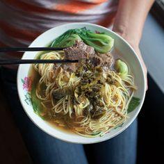 Hong Shao Niu Rou Mian (Taiwanese Beef Noodle Soup) Recipe | SAVEUR