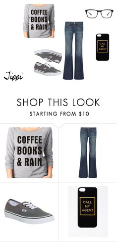 """""""The Mascots: Tippi #3"""" by opg-99999 ❤ liked on Polyvore featuring AG Adriano Goldschmied, Vans, ASOS and Joseph Marc"""