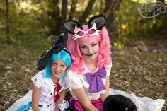 Features: White Kitty Glasses, Anime Clip-On Wigs, Oversized Anime Bow, Oversized Kitty Ears, Pixel Heart Glasses (elope, inc)  http://www.elope.com/