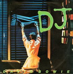 """Cover art for the single """"DJ"""""""