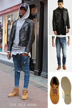 937ed7230d60 26 Best How to Wear Timberlands images
