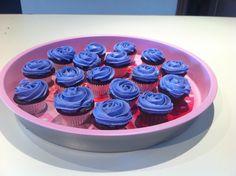 Cupcake pour le mariage de marc et Melinda