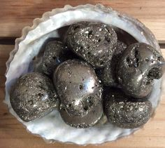 Pyrite Stone Healing Stone Healing Crystal by SoulswithHeart