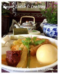 Sayur Lodeh And Lontong (蔬菜咖喱和米糕) #guaishushu #kenneth_goh     #sayur_lodeh  #lontong