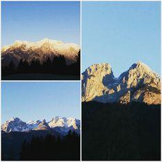 So lässt sichs aufstehn :) #hagengebirge #tennengebirge #hochkönigmassiv #mountain #austria
