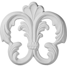 ONL09X09MA @ $8.25Our appliques and onlays are the perfect accent pieces to cabinetry, furniture, fireplace mantels, ceilings, and more.  Each pattern is carefully crafted after traditional and historical designs.  Each polyurethane piece is easily installed, just like wood pieces, with simple glues and finish nails.  Another benefit of polyurethane is it will not rot or crack, and is impervious to insect manifestations.  It comes to you factory primed and ready for your paint, faux finish…