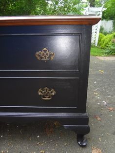 Heir and Space: A Refinished Cedar Chest
