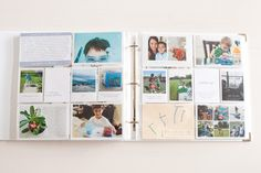 Tracy Larsen, project life, document + design