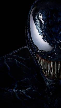 Venom Comics, Marvel Venom, Marvel Art, Marvel Heroes, Dc Comics, Deadpool Wallpaper, Avengers Wallpaper, Venom Pictures, Wallpaper Animé