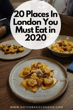 I've created the ultimate bucket list so you know exactly where to eat in London this year. Here are 20 places in London you must eat in Food Places, Best Places To Eat, Amazing Places, London Eats, London Food, Bar Restaurant Design, Restaurant Restaurant, London Restaurants, Galveston Restaurants