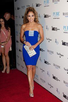 Jennifer Lopez, red carpet