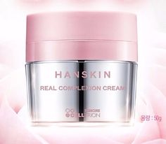 Hanskin Lightening Real Complexion Tone Up Cream 50ml #Hanskin