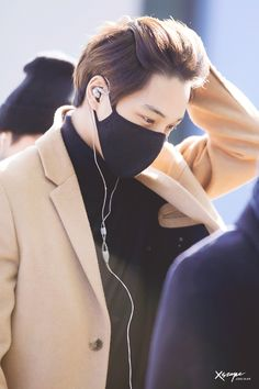 Find images and videos about fashion, kpop and exo on We Heart It - the app to get lost in what you love. Exo Kai, Chanyeol, Akdong Musician, Exo Korean, Kim Jongin, Xiu Min, Kaisoo, Airport Style, Airport Fashion