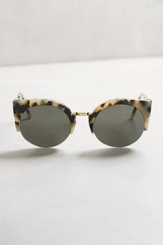 Lucia Tort Sunglasses by Super by Retrosuperfuture #anthrofave #anthropologie