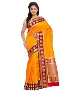 The Chennai Silks - Dupion Art Saree - Golden Yellow(CCSW-108): Amazon : Clothing & Accessories  http://www.amazon.in/s/ref=as_li_ss_tl?_encoding=UTF8&camp=3626&creative=24822&fst=as%3Aoff&keywords=The%20Chennai%20Silks&linkCode=ur2&qid=1448871788&rh=n%3A1571271031%2Cn%3A1968256031%2Ck%3AThe%20Chennai%20Silks&rnid=1571272031&tag=onlishopind05-21
