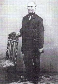 4th G-Grandfather JG Bruner 1870s