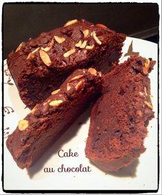 Cake chocolat façon Alain Ducasse