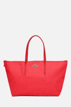 #Lacoste L.12.12 Concept Large Horizontal #Tote #Bag