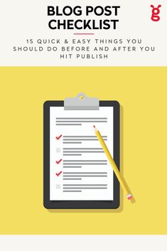 Before you hit publish on your next blog post, use this checklist to make sure you craft content that engages, inspires and ultimately drives profitable action from your readers.  #blogging #blog #bloggingtips #marketing #marketingstrategy #bloggingstrategy #bloggers #checklist #marketingideas Marketing Goals, Email Marketing, Grammar And Punctuation, Website Services, Sentences, Blogging, Encouragement, Action, Frases